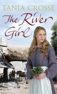 donnabookreviews: Book Review: Tania Crosse: The River Girl