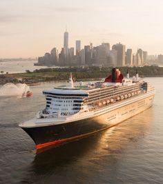 Looking at the past, present, and future of the pet program onboard Cunard's Queen Mary 2.