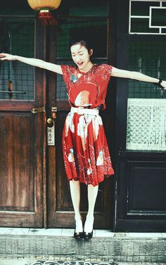 穿搭主題:R E D R E S S by A Little Lily   Dappei 搭配 - 服飾穿搭網站