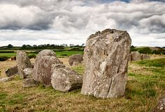Ballynoe Stone Circle: Ballynoe, Northern Ireland. Photography by Sean Barden