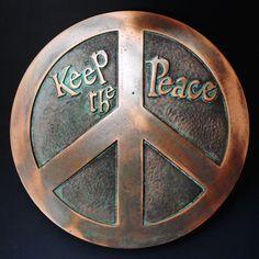 Be Peace. Keep the Peace.