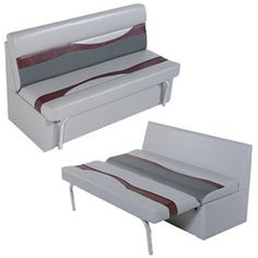 Boat Bench Seat with Storage | boat-seats-70, Sofa-pontoon-boat-seats-50, Layback-pontoon-boat-seats ...