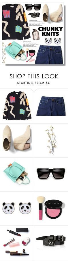"""""""Get Cozy: Chunky Knits"""" by nadia-gadelmawla ❤ liked on Polyvore featuring Peter Pilotto, Gap, Pier 1 Imports, ZeroUV, Accessorize, Bobbi Brown Cosmetics, Christian Dior, Garance Doré and Alexander McQueen"""