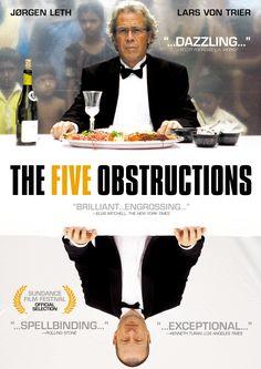 The five obstructions (2003) - Lars von Trier