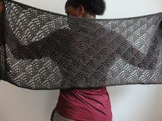 Sheperd's shawl