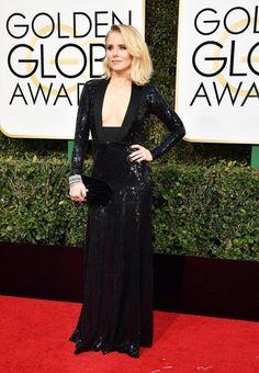 Kristin Bell Golden Globes 2017