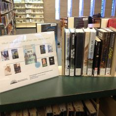 We Were Liars Readalikes - If you liked We Were Liars, you might also like these titles on display at the Greenbelt Branch Library.