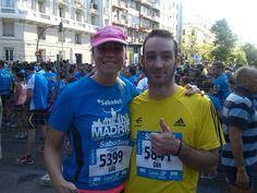 Carrera Madrid corre por Madrid 2014. Empezamos la temporada de running