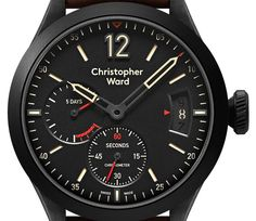 Christopher Ward C8 Power Reserve Chronometer Watch - by Jack Wagner - Learn…