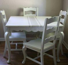 Dining Table, Diy Ideas, Dining Room, Dinning Table Set, Craft Ideas, Dining  Room Table, Diner Table