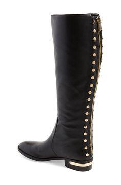 70a04e1d667 Vince Camuto  Parshell  Studded Tall Boot (Women) Tall Boots