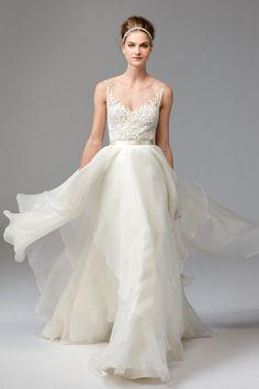 Jarred Skirt 1003B   Watters Brides   Watters