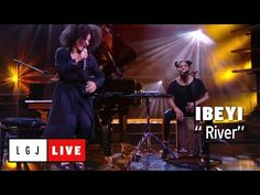 I am in love with this.  Ibeyi - River - Live du Grand Journal