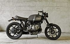 1992 BMW R80 - MVILL CAFE RACER GARAGE - INAZUMA CAFE RACER