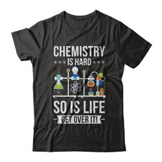 Chemistry Is Like Cooking Funny Science Lovers Gift T-Shirt Hoodie Chemistry Shirts Funny Quotes Shirts Heavy Metal Chemistry Shirts Jobs Shirts Physics Shirts Science Sayings Shirts Science Shirts Teach Chemistry Shirts Chemistry Shirts, Chemistry Quotes, Funny Science Shirts, Science Humor, Metal Chemistry, Science Tees, Funny Chemistry, Physics Jokes, Science Chemistry