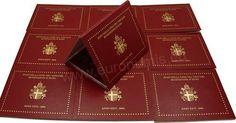 Obal karton Vatikan 2004 BU (1ks)