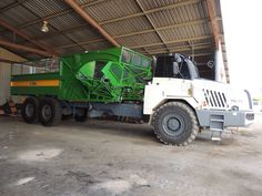 Terex 6WD with 20t Catra