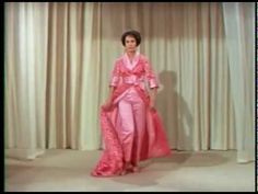 That Touch of Mink - Fashion Show 1962  If you love vintage fashions, this is a must watch clip!