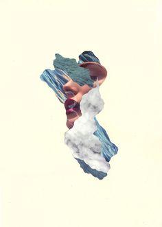Poetic Minimalist Collages – Fubiz Media