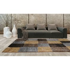 You'll love the Daly City Gray/Cream Area Rug at Wayfair - Great Deals on all Décor products with Free Shipping on most stuff, even the big stuff.