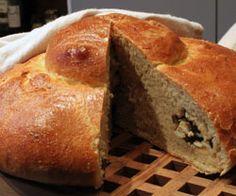 Græsk olivenbrød opskrift