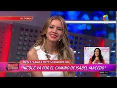 La numeróloga de Nicole vaticinó un nuevo casamiento y otro hijo para la... Nicole Neumann, Tv, Templates, Mariage, Sons, Couples, Television Set, Television