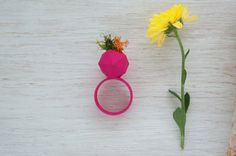 Transport a Miniature Garden by Bike or Necklace with Colleen Jordan's 3D Printed Planters   Colossal