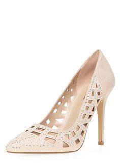 71ddec13788a3 **Showcase Mink 'Belini' detail court Shoes Court Shoes, Pump Shoes,
