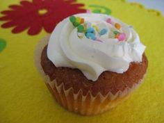 Cupcakes cocco e fragola