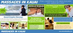 There are so many health benefits to Kauai Massage, and additional benefits of couples massage therapy for you and your ...