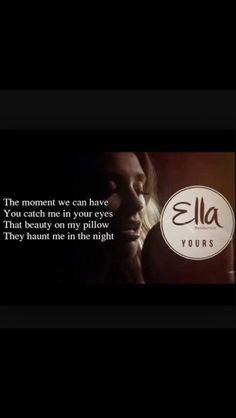 Ella Henderson - yours lyrics