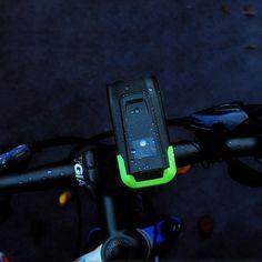 XANES Smart Sensor Bike Headlight with Horn Far Near Distance Large Floodlight Battery Indicator Lithium Battery USB Rechargeable Waterproof Bicycle Lights, Bike Light, Bike Horn, Cheap Bikes, Bicycle Headlight, Buy Bicycle, Usb, Car Headlights, Mtb Bike