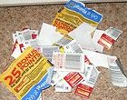 60 Box Tops For Education and 100 Labels For Education Points~Lot~ - Education, Labels, Points~Lot~, Tops
