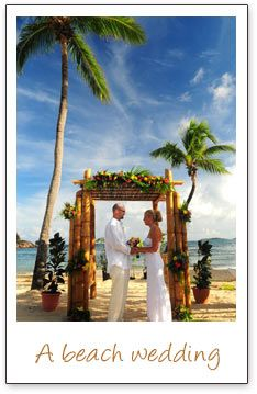 Bolongo Bay St Thomas Virgin Islands Island WeddingsBeach WeddingsDestination Wedding PackagesUs