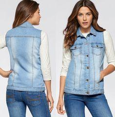 Vesta denim John Baner Jeanswear