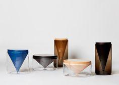 Okay Studio - hardwood designs at Clerkenwell Design Week