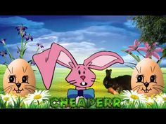 Get a personalized video message from the Easter Bunny Easter Bunny, Pikachu, Messages, Create, Youtube, Fun, Fictional Characters, Fantasy Characters