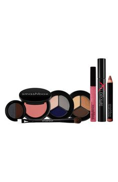 Smashbox Glambox Cover Shoot Kit.  I just bought this kit for my pale skin and blue eyes. Time for a makeup update!