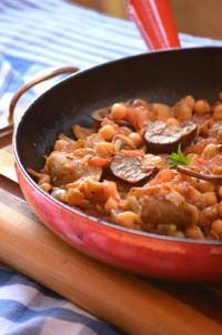 Braised Aubergine & Chickpeas | The Healthy & Lifestyle Consultancy
