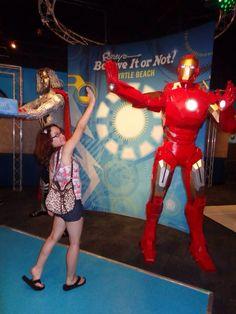 High-five Ironman!
