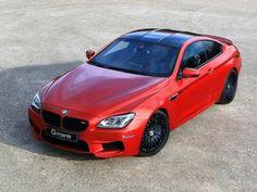 BMW, Stunning BMW M6 F13 G Power: Amazing BMW M6 F13 G-Power Comes with the Powerful Engine Performance