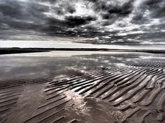 Phillip Island beach, shot using in camera filters