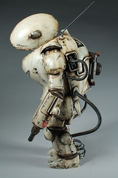 1/12 MASCHINEN KRIEGER S.A.F.S. from WORKERS HOLIDAY PROJECT