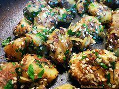 Gujarati potatoes (He Needs Food) indian food recipes Indian Veg Recipes, Gujarati Recipes, Vegetarian Cooking, Vegetarian Recipes, Cooking Recipes, Cooking Tips, Gujarati Cuisine, Gujarati Food, Chicken And Veg Soup