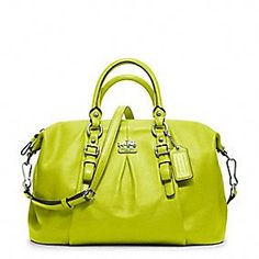 The Coach Madison Leather Juliette
