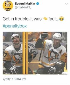 They both seemed to be pissed at the other. Playoffs 2017 - Penguin Funny - Funny Penguin meme - - They both seemed to be pissed at the other. Playoffs 2017 The post They both seemed to be pissed at the other. Playoffs 2017 appeared first on Gag Dad. Pens Hockey, Hockey Memes, Funny Hockey, Hockey Stuff, Hockey Baby, Hockey Girls, Field Hockey, Boys, Pittsburgh Sports