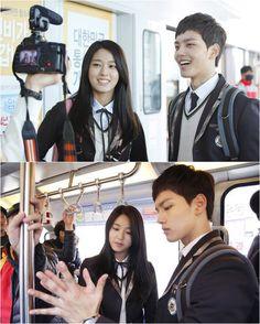 More Pretty High School Stills of Yeo Jin Gu, Seolhyun, and Lee Jong Hyun in Orange Marmalade | A Koala's Playground