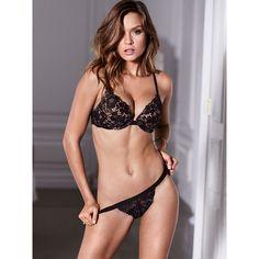 6f9f884eb0bb7 Victoria s Secret Push-Up Bra ( 63) ❤ liked on Polyvore featuring intimates