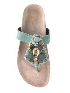 """""""Gemini"""" sandal - Seychelles Spring 2015"""
