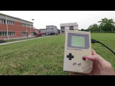 How To Control A Drone Using A Game Boy [Video] - Gautier Hattenberger has created a hack that enables the Game Boy to control a drone. Now you can finally add some retro into your drone flying!